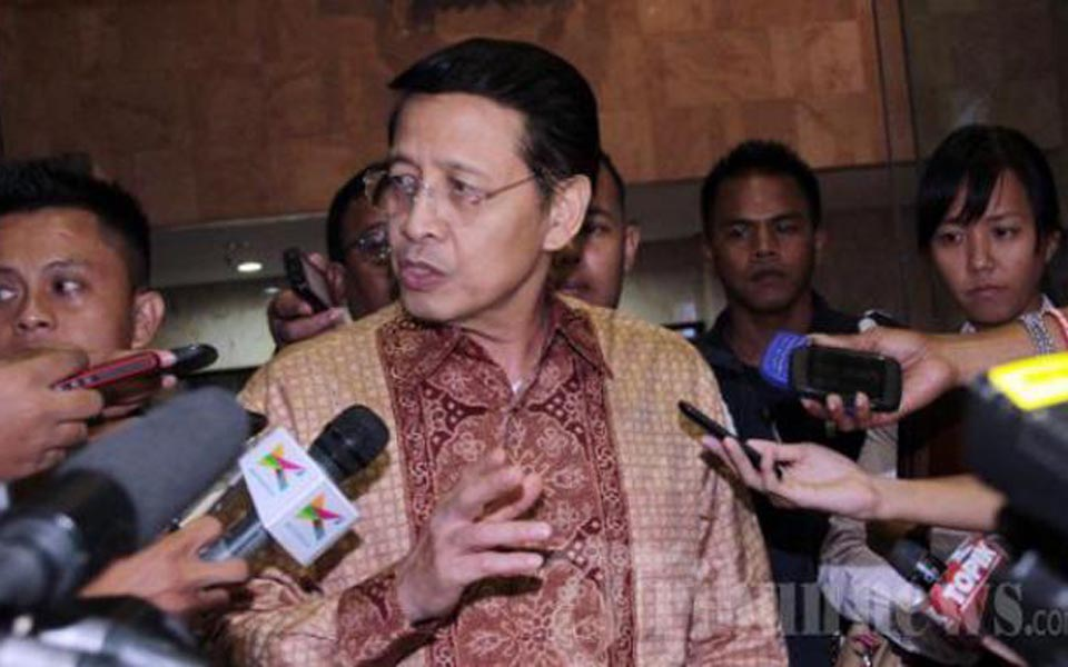 Indonesian Foreign Affairs Minister Hassan Wirajuda (Tribune)