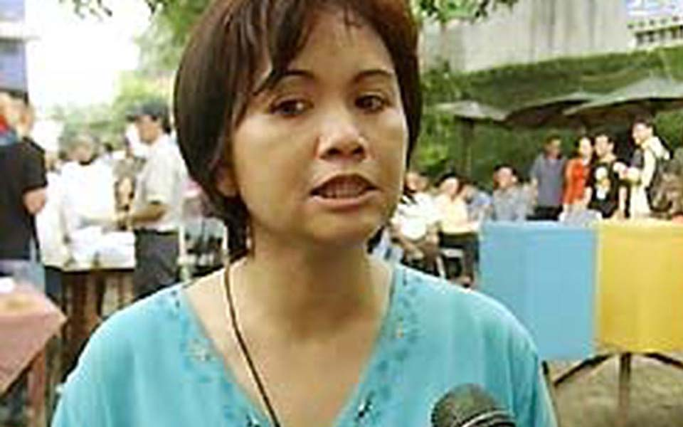 Centre for Electoral Reform director Smita Notosusanto (Liputan 6)