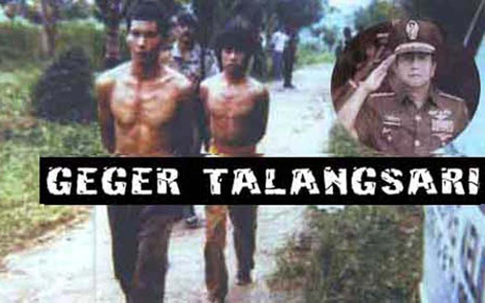Image depicting victims of Lampung massacre by TNI (Panjimas)