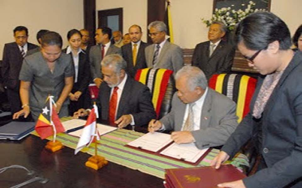 Indonesia-East Timor Truth and Friendship Commission (indonesia-bersahabat)