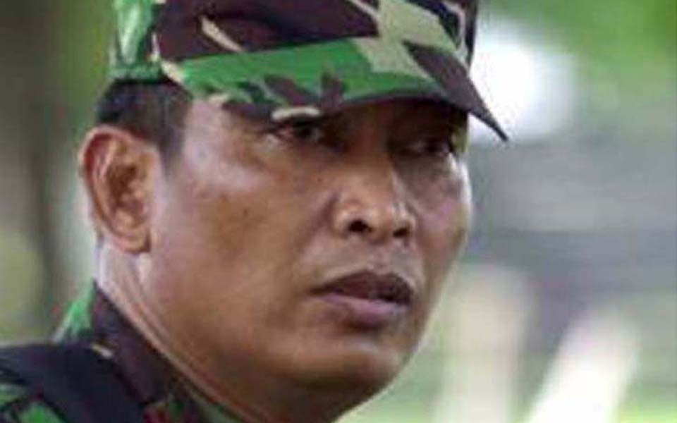 Major General Bambang Darmono (yuniarpw)
