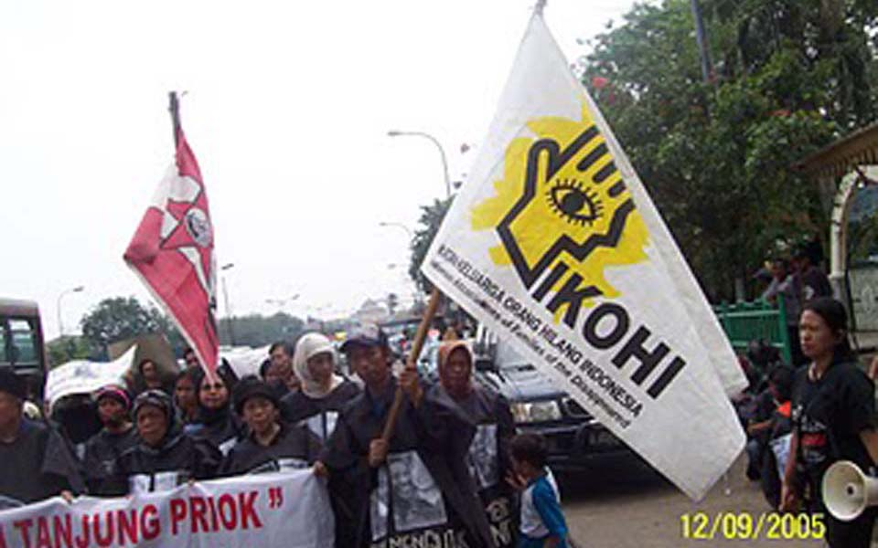 Ikohi protest action (Ikohi)