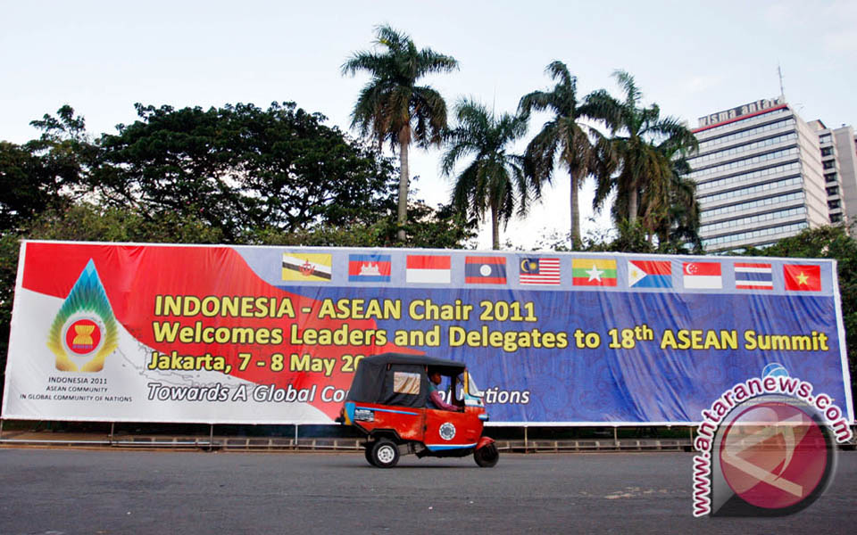 18th ASEAN Summit in Jakarta - May 7-8, 2011 (Antara)