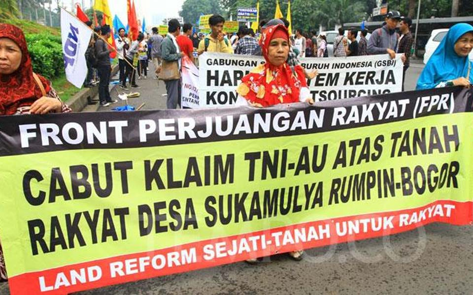 Peoples Struggle Front rally marking Human Rights Day – December 10, 2018 (Tempo)