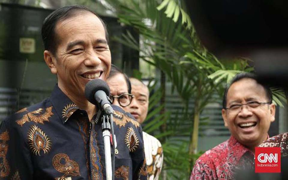 Widodo after meeting with Indonesian Bishops Council in Jakarta - August 24, 2018 (CNN)