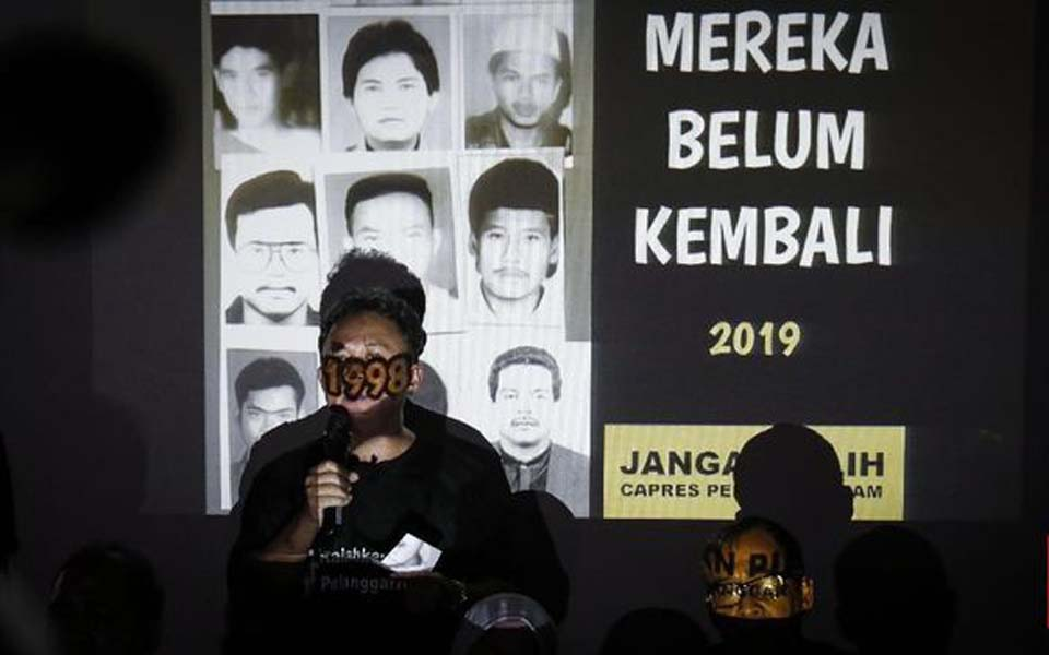 IKOHI press conference in Jakarta – March 13, 2019 (CNN)