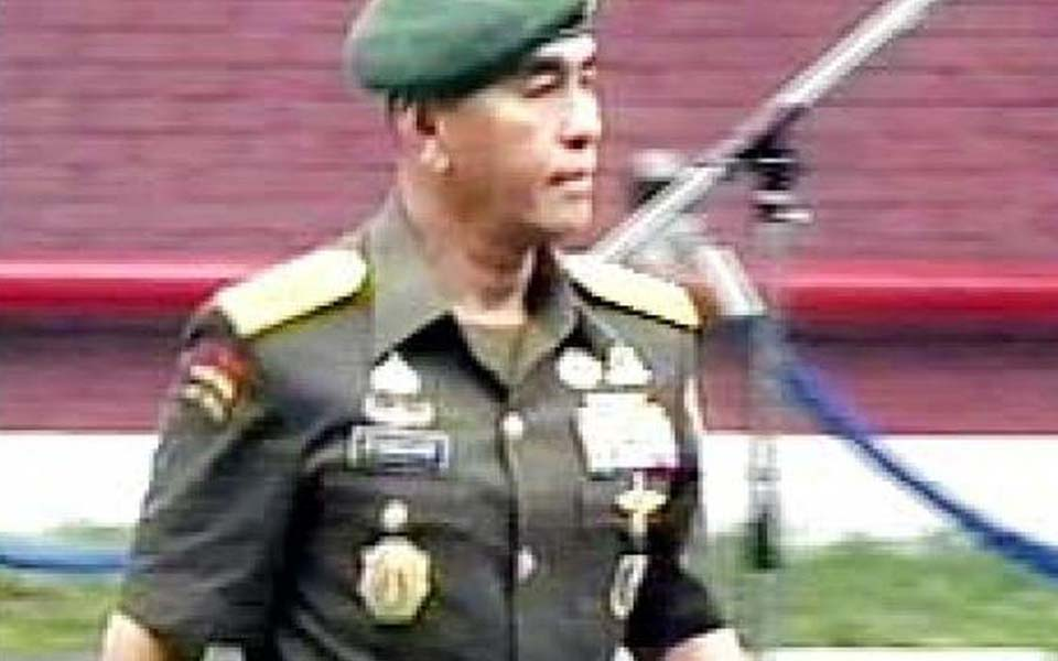 Army Chief of Staff General Ryamizard Ryacudu (Liputan 6)
