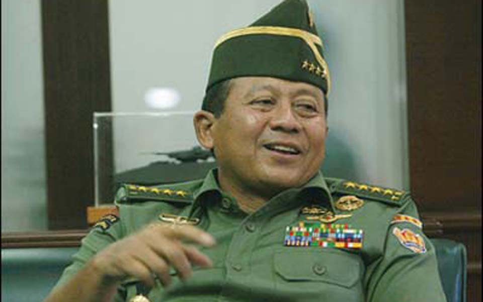 Jakarta regional military commander Major General Agustadi Sasongko Purnomo (sihiteezra)