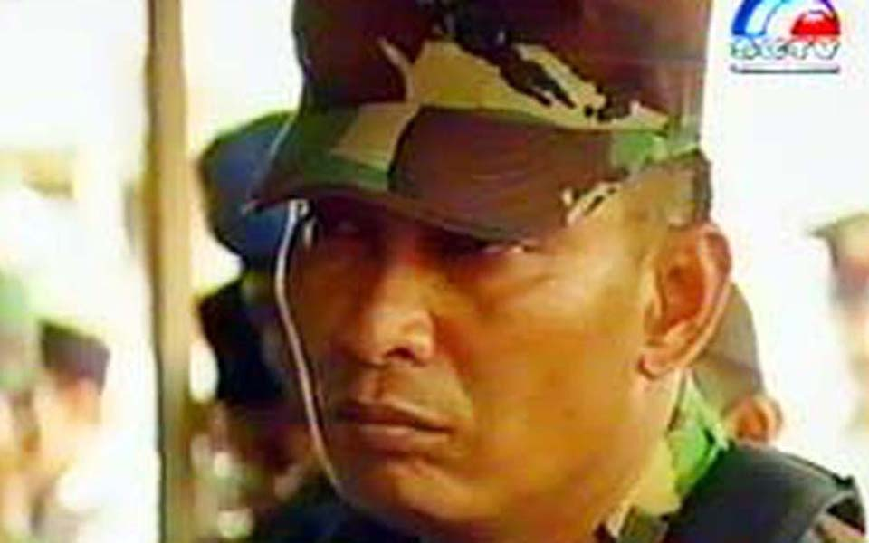 Major General Bambang Darmono (Liputan 6)