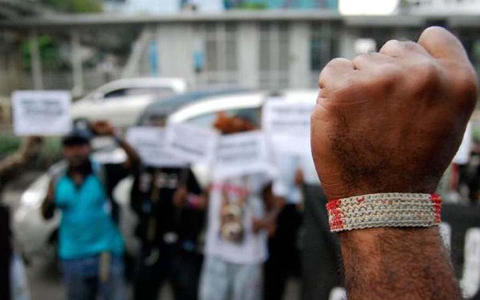 West Papuan protesters demand closure of Freeport (Viva)