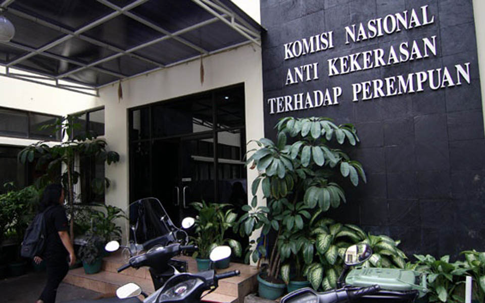 Komnas Perempuan offices in Jakarta (Tempo)