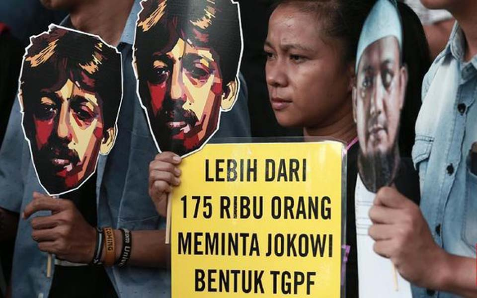 Civil Society Coalition call for independent TGPF – November 2018 (CNN)