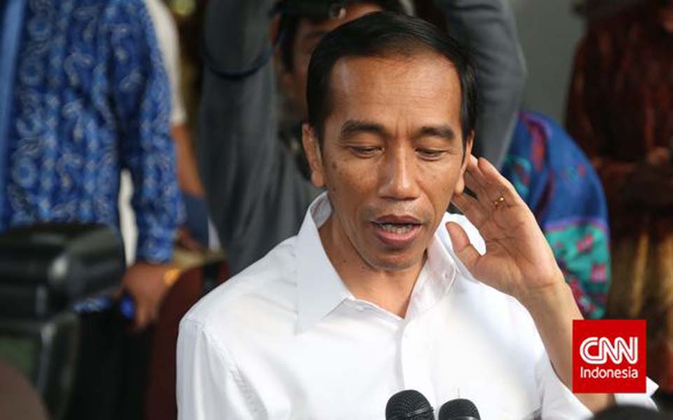 Freedom of expression has declined under Jokowi's watch (CNN)
