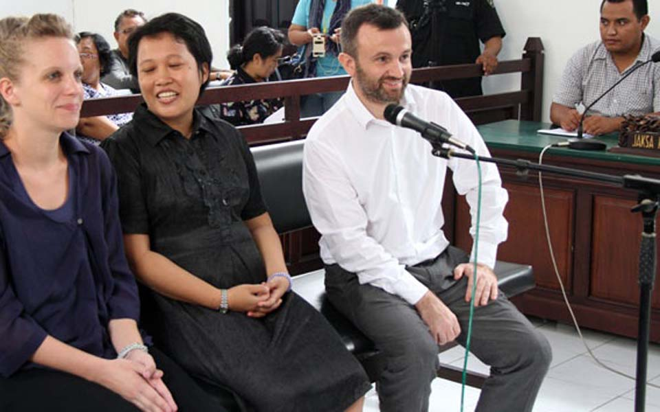 French journalists on trial for reporting in West Papua – October 24, 2014 (Tempo)