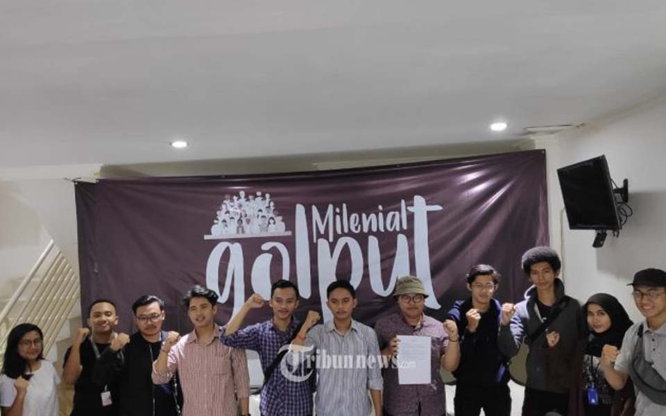 Millennial Golput Dialogue in Jakarta – January 15, 2019 (Tribune)
