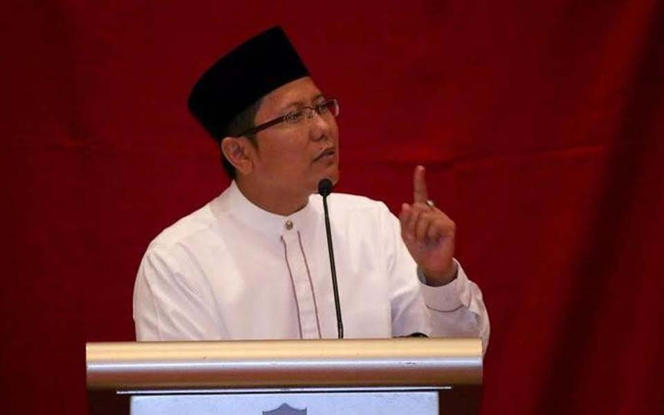 MUI Religious Outreach Commission Chairperson KH Cholil Nafis. (istimewa)