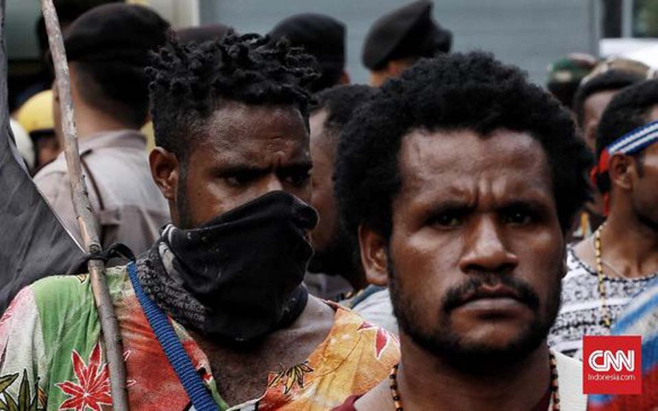 Papuan students join Youth Pledge Day protest in Surabaya – October 28, 2019 (CNN)